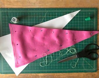 Custom Pennant Banner