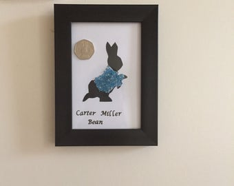 Peter Rabbit with 2016 50p coin
