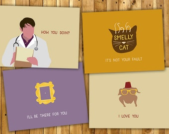 Friends - Greeting Cards