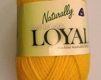 8 ply pure New Zealand wool