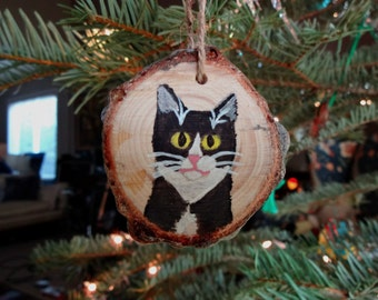 Custom Handmade Pet Ornament