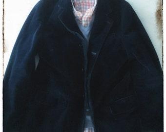 Vintage RRL Large Whale Corduroy Jacket - Size Medium