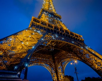 Eiffel Tower, Paris France, Paris Photography, Eiffel Tower print, Paris Photographic Print
