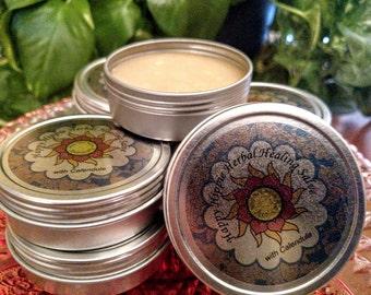 Happy Hippie Herbal Healing Salve