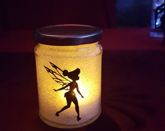 Fairy  Luminaries Jars