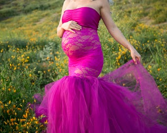 Tutu Maternity dress