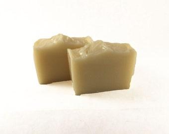 Plain Jane Cold Process Artisan Soap, Small Batch Soap, Vegan Soap, Natural Soap