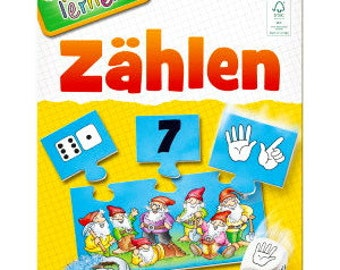 Counting 1-10 learning - children's game educational game