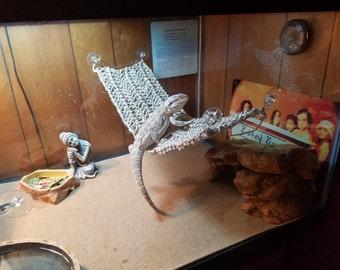 Swing Style WIDE: 40 gallon Reptile Hammock
