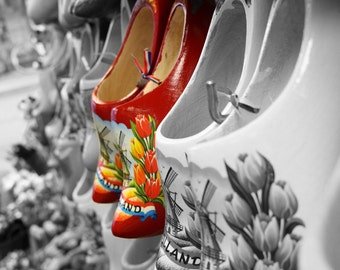 Dutch shoes Photo print
