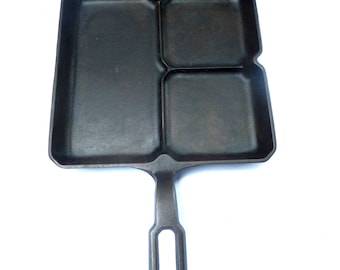 Cast Iron Cookware Etsy