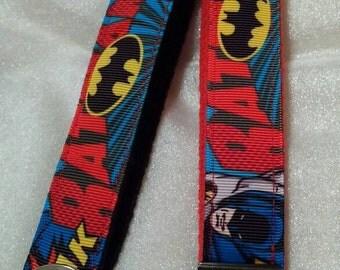 Batman wristlet
