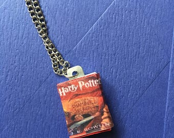 Mini Harry Potter and the Chamber of Secrets book