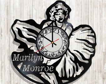 Marilyn Monroe Wall clock with original design
