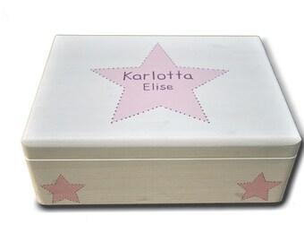 """Memory box """"Stars"""""""