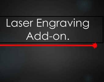 Laser Engraving Add-on
