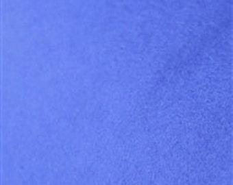 Royal Blue- Merino Wool Felt