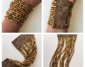"""""""Seduction"""" line bracelet"""