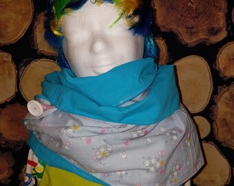 Wrap scarf