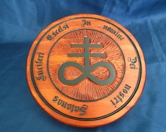 Custom Sigil of Sulphur Altar Tile