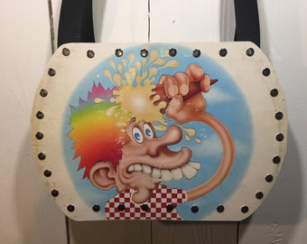 Grateful Dead- Europe 72 vinyl record purse