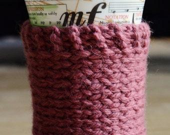 Dusty Pink Mug Cozy