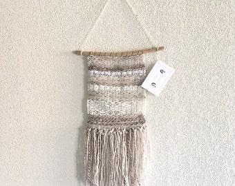 Sahale - Wall weaving handmade woollen