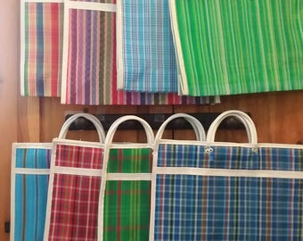 25 Market bag, Beach Bag, Wholesale, Bolsa de Mandado, Multi use bag, Bolsa Mercado, Recyclable bag