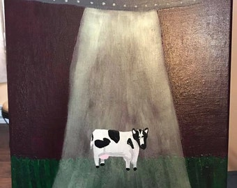 Cow Abduction
