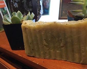 Jessie B's Ganja Mon (Hemp Soap)
