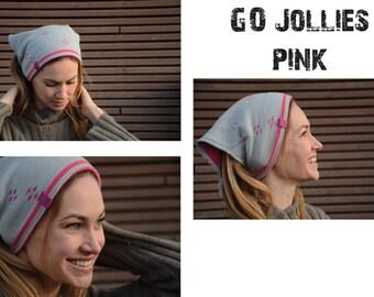 GO JOLLIES hat, headband, headscarf, cotton headgear
