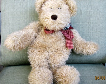 Teddy Bear from Bears in the Attic by Boyds Bears