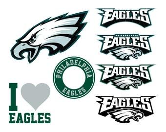 Philadelphia Eagles Cut Files, Philadelphia Eagles SVG Files, Philadelphia Eagles SVG Cutting Files, Philadelphia Eagles, Instant Download
