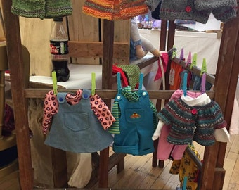 Dolls Clothing - various items