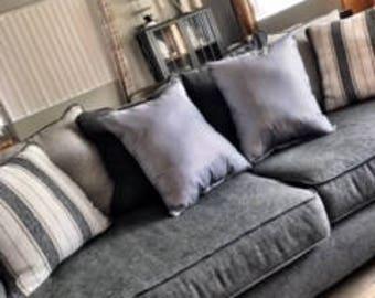 Chevron Print Pillows