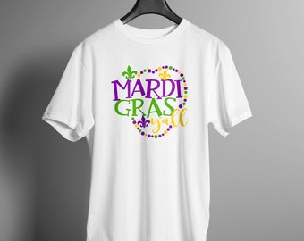 MARDI GRAS, Y'ALL! T-Shirt