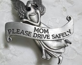 Mothers Day Angel to keep mom safe