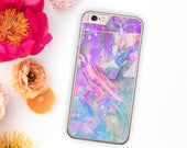 Pink Opal Crystal iPhone Case iPhone 6 Case Tumblr iPhone 6S Case Galaxy iPhone 5S Case iPhone 5 Case iPhone 5C Case iPhone 7 Case