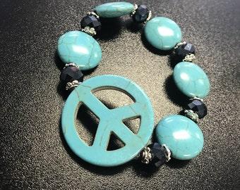Turquoise Peace