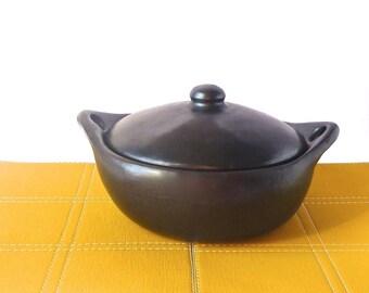 La Chamba Clay Cookware Flat Casserole