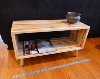 Modern Coffee Table, End table, Media Table
