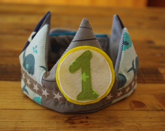 Birthday Crown for Kids