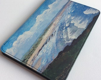 Saunton Sands Leather iPad Mini 2 Case Cover