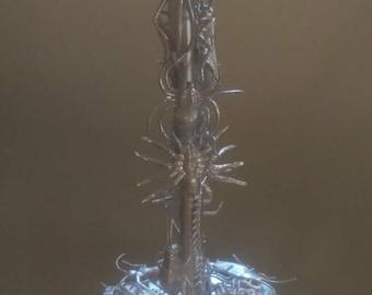 Creepy crawler bug lamp