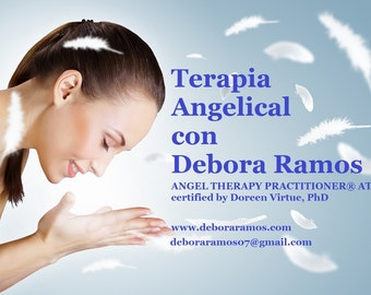 Sesión de Terapia Angelical ATP®