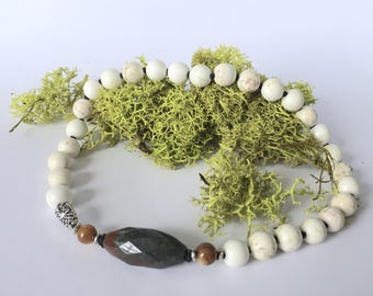 Wisdom: 27-bead Mala / Nenju / Juzu / Prayer Beads