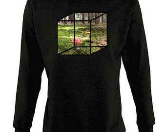 Forest Cube Sweatshirt