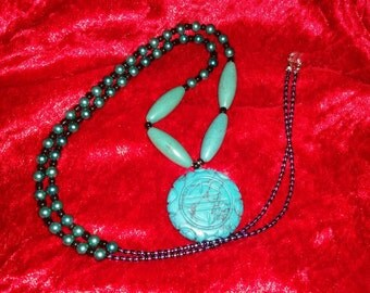 20 inch beaded necklace