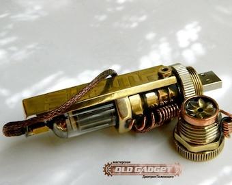 Steampunk USB flash drive 32GB 3.0
