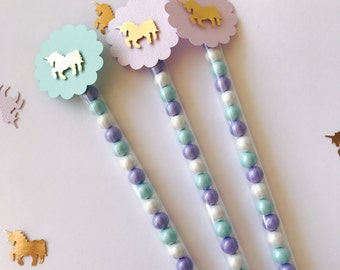Candy Wands, Party Favors